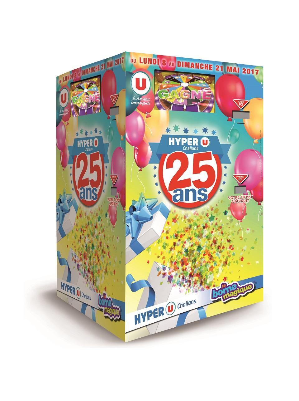 bornes-de-jeu-Hyper-U-Challans-la-borne-magique-animation-commerciale-anniversaire-magasin