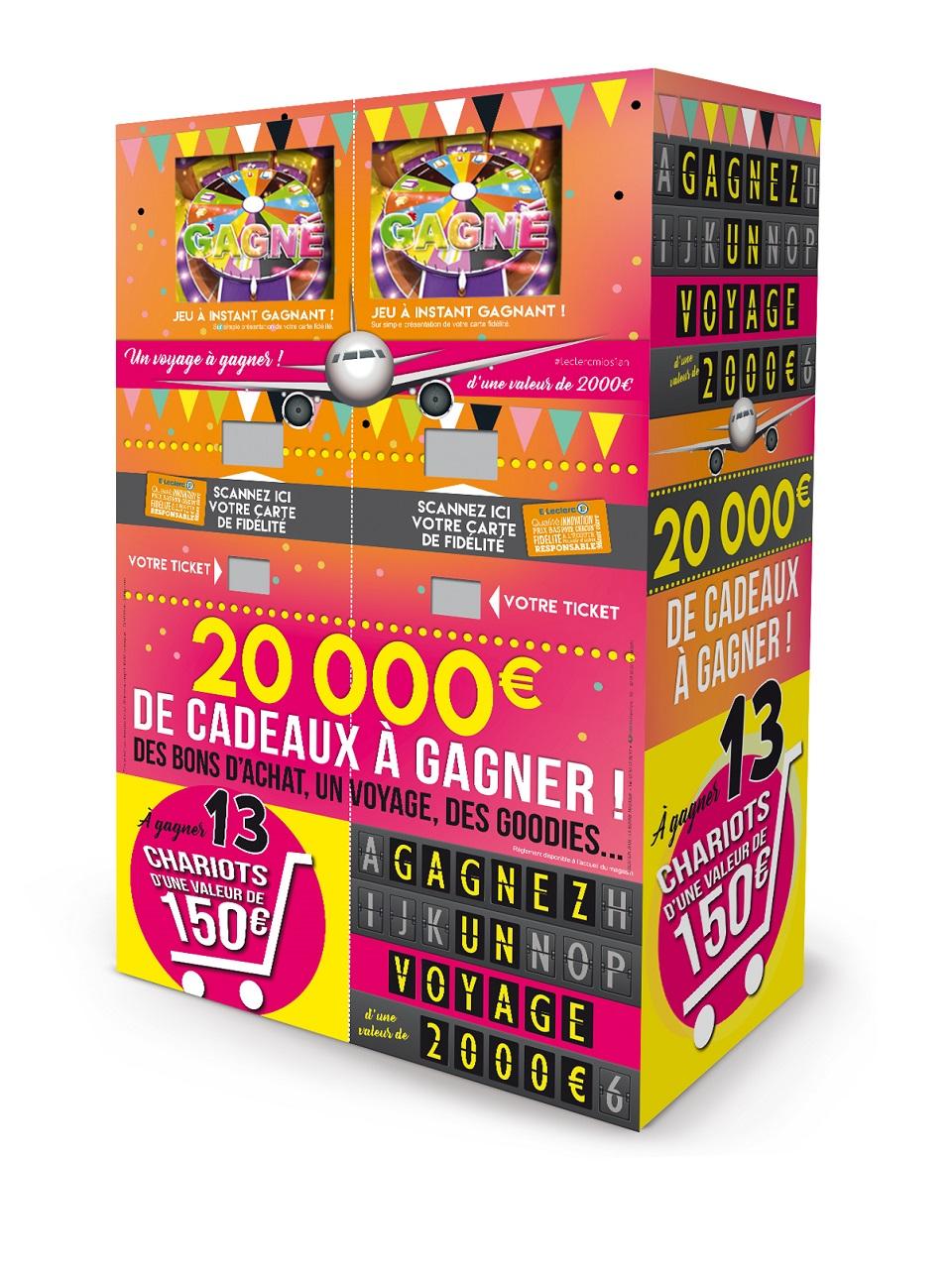 bornes-de-jeu-interactives-ouverture-LECLERC-MIOS-la-borne-magique